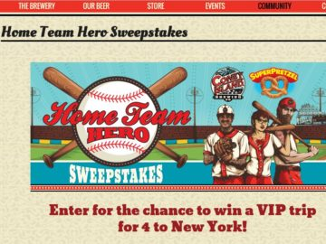 Coney Island National Grapefruit Month Sweepstakes