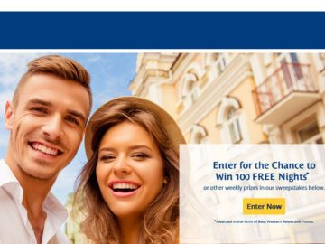 "The Best Western ""Dream to Redeem"" Sweepstakes"
