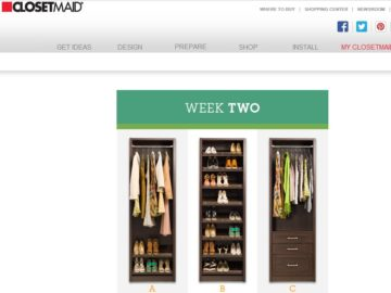 ClosetMaid Create the Space Challenge Sweepstakes
