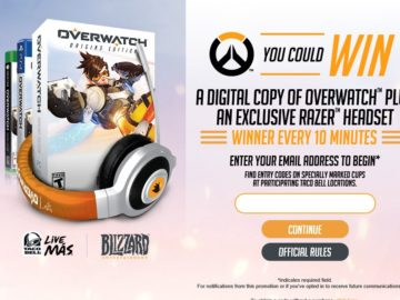 The Taco Bell and Blizzard Game Sweepstakes