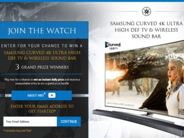 The Cox Ultimate TV Sweepstakes