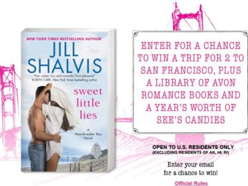 HarperCollins Publisher San Francisco Sweepstakes