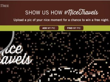 The DoubleTree by Hilton Nice Travels Contest