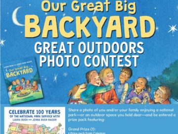 HarperCollins Publishers Our Great Big Backyard Great Outdoors Photo Contest