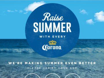The Corona Summer 2016 Sweepstakes