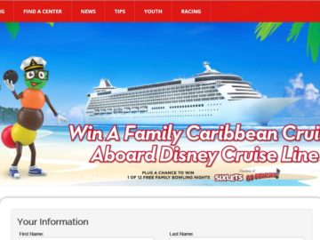 """Sixlets """"Family Caribbean  Cruise Giveaway"""" Sweepstakes"""