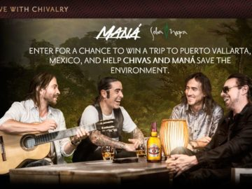 The Chivas Spring Mexico Sweepstakes