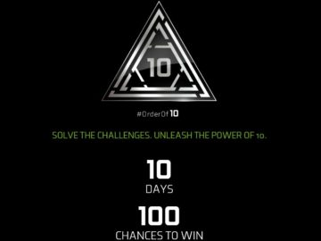 The NVIDIA Order of 10 Sweepstakes