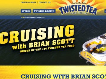 Twisted Tea Motorboatin' and Floatin' Sweepstakes