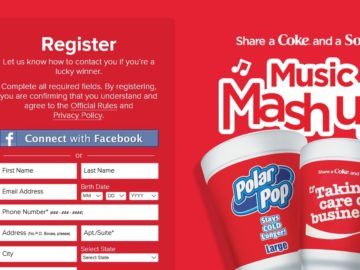 Circle K Share a Coke and a Song Sweepstakes – Select States