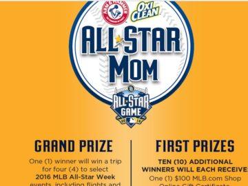 MLB.com All-Star Mom Contest