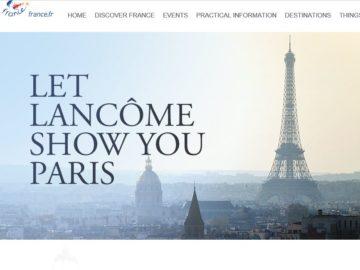Lancome Paris 2016 Sweepstakes