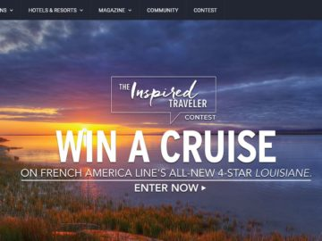 """The TravelSmith """"Inspired Traveler"""" Contest"""