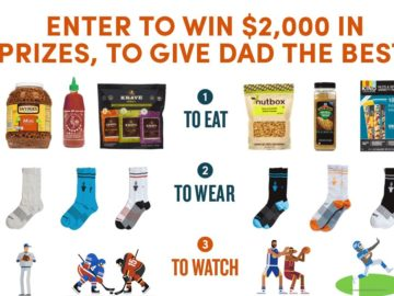 The Domino Ultimate Fathers Day Sweepstakes