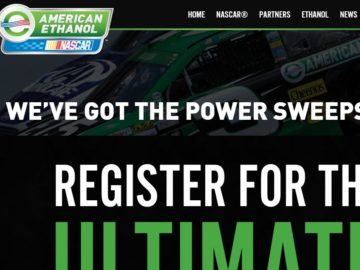 """The NASCAR """"We've Got the Power"""" Sweepstakes"""
