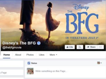 The Disney BFG Dream Sweepstakes