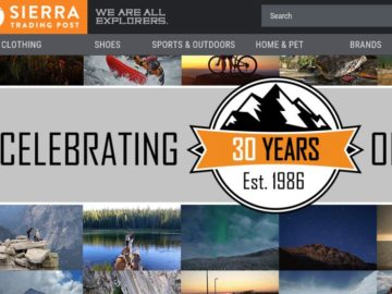 Sierra Trading Post Camping Package Sweepstakes