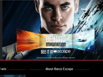 Kernel's Barco Escape Star Trek Beyond! Sweepstakes