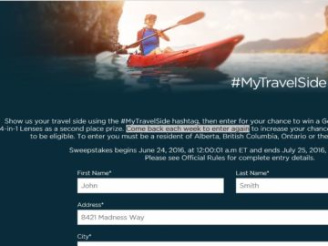 The Club Wyndham My Travel Side giveaways Sweepstakes