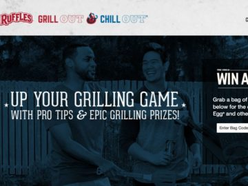 Ruffles Grill Out & Chill Out Sweepstakes