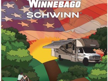 """Winnebago Industries, Inc. """"Get Out & Go"""" Sweepstakes"""