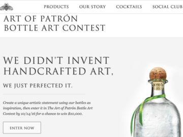 The Art of Patrón Contest