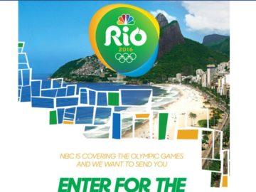 iHeartRadio Summer Games Flyaway to Brazil Sweepstakes