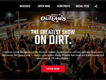 The Craftsman World of Outlaws National Opens Sweepstakes