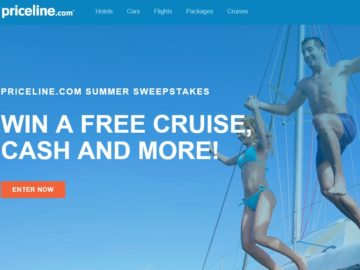 The Priceline.com Summer Sweepstakes