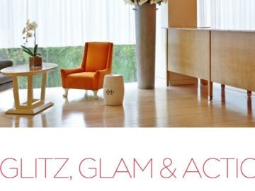 The Virgin America Glitz, Glam & Action Sweepstakes