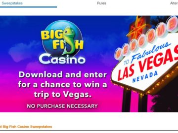 The Amazon Appstore and Big Fish Casino Sweepstakes