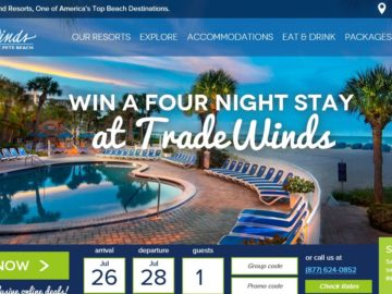 TradeWinds Prize Giveaway Sweepstakes