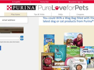 The Purina Summer Blockbuster Instant Win Game