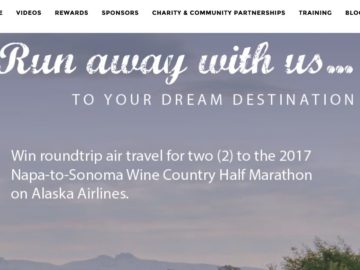 """The Alaska Airlines """"Run Away With Us"""" Sweepstakes"""