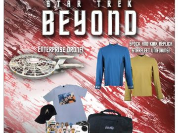 The AMC Star Trek Beyond Prize Pack Sweepstakes