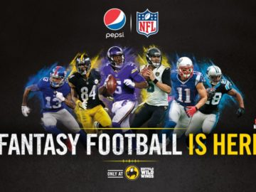 "Pepsi and Buffalo Wild Wings ""Fantasy Football"" Sweepstakes"