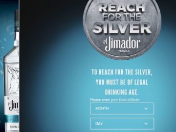 El Jimador Tequila Reach For The Silver Sweepstakes