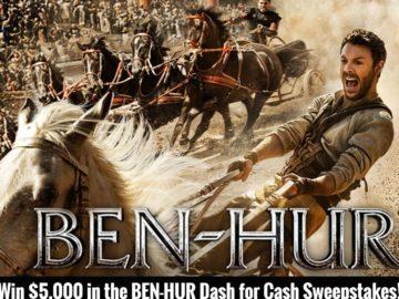 "The ""Ben Hur"" Contest"