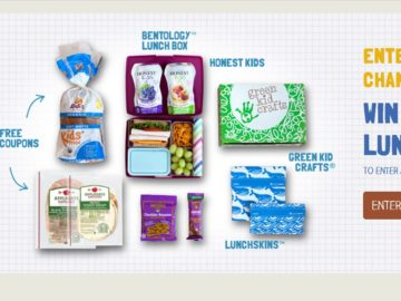 The Applegate Rock the Lunch Box Back to School Sweepstakes