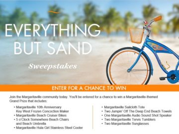 """The Norwegian Cruise Line """"Everything but Sand"""" Sweepstakes"""
