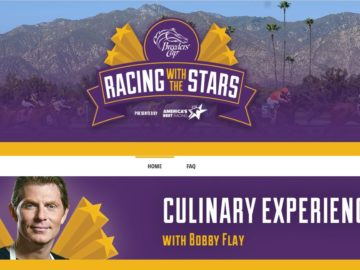 The Breeders' Cup Culinary Experience Sweepstakes