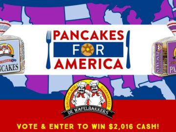 The Pancakes For America Sweepstakes