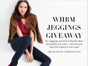 White House Black Market's Jeggings Giveaway Sweepstakes