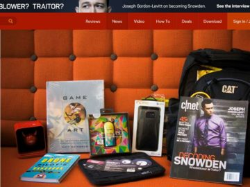 The CNET's Crave Blog Giveaway Sweepstakes