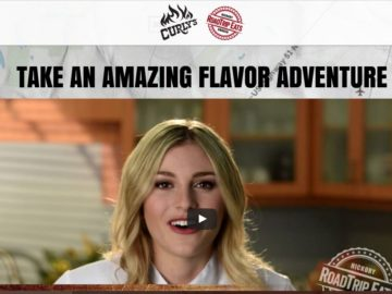 Curly's Road Trip Eats Amazing Flavor Adventure Sweepstakes