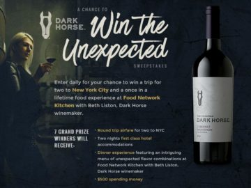 Dark Horse A Chance to Win the Unexpected Sweepstakes