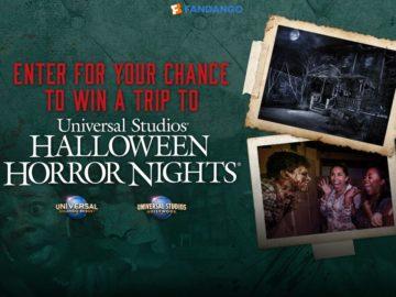The Fandango Halloween Horror Nights 2016 Sweepstakes