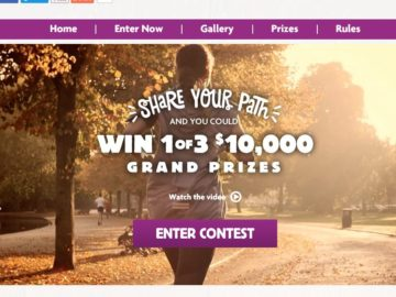 """The Nature's Path """"On My Path"""" Sweepstakes"""