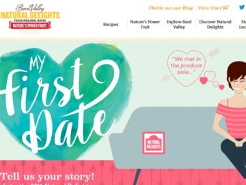 The Natural Delights My First Date Video Contest
