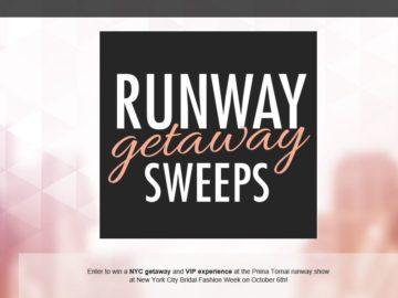 Nutrisystem Runway Getaway Sweepstakes